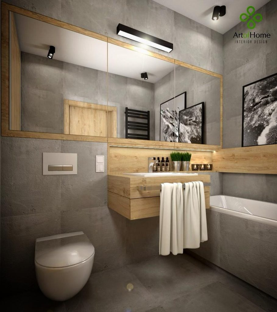 industrial chic_bathroom