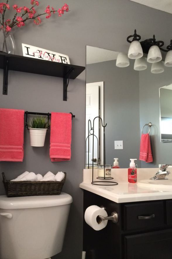 pink, pop up, bathroom,trend